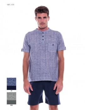 MYPI pigiama uomo corto cotone art 1476