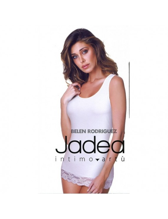 JADEA canotta pizzo 4328