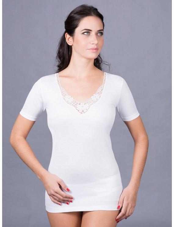 TULIPANO t-shirt donna art 3334