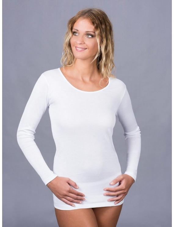 TULIPANO maglia donna manica lunga art 4332