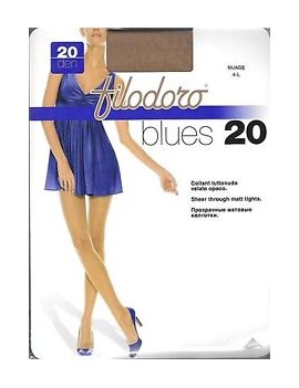 FILODORO BLUES 20 collant 20 denari