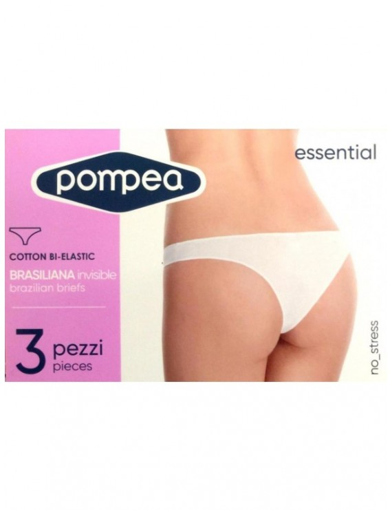 POMPEA Essential brasiliana invisibile