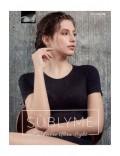 SUBLYME Cahemere T-shirt donna art 1414