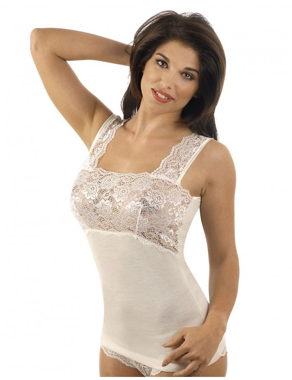 Vajolet maglia donna lana e seta art 14056