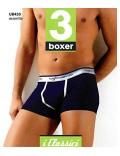 ROSSOPORPORA Boxer Uomo confezione tris  art UB450