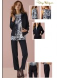 PHILIPPE MATIGNON Pantalone CASUAL CHIC art 13 169