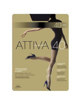 OMSA Collant riposante 40 den Attiva 40 art 269