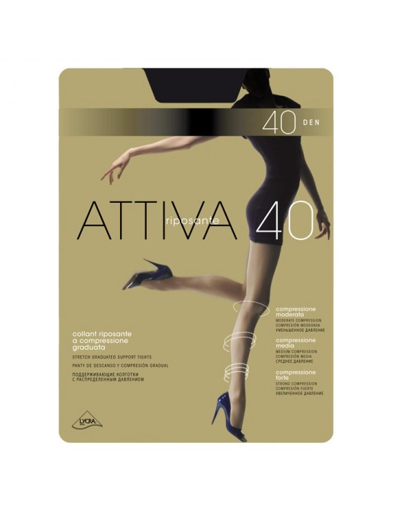 Collant riposante Attiva 40 Omsa