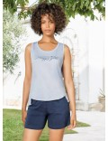JADEA HOME pigiama donna corto art 3111
