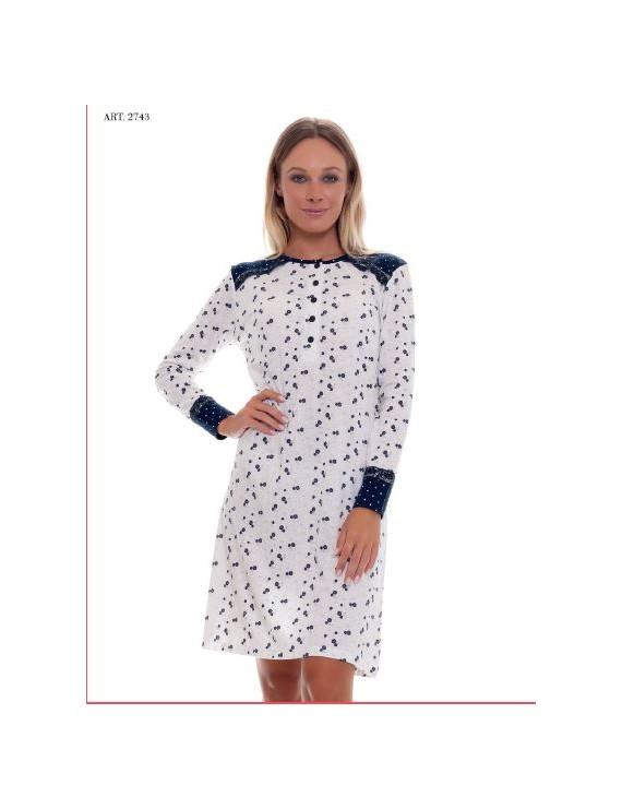 MYPI Canotta donna cotone manica lunga art 2743