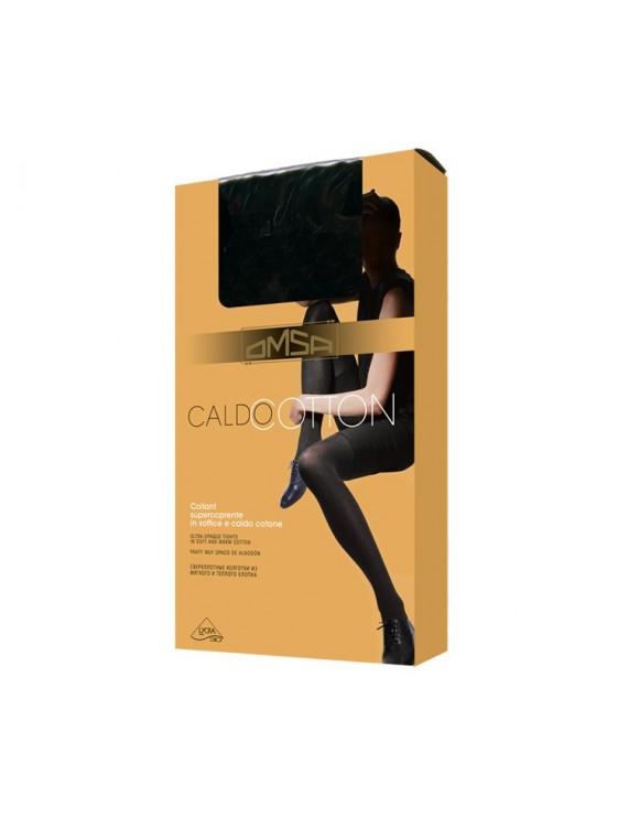 Collant cotone coprente Caldocotton Omsa