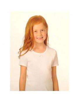 T-shirt bambina caldo cotone ELLEPI