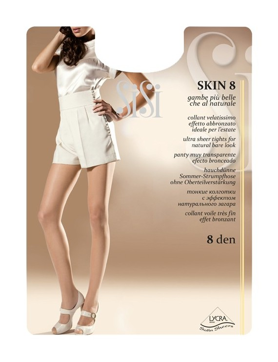 Skin 8 Collant 8 den SiSi