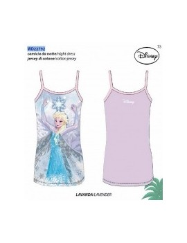 Walt Disney Camicia notte bimba FROZEN  art WD 22792