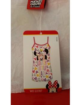 Walt Disney Camicia notte bimba MINNIE  art WD 2792