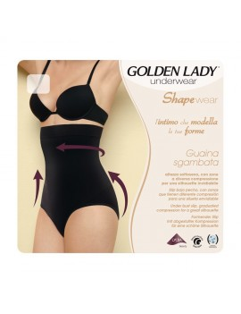 GOLDEN LADY Guaina Sgambata Sottoseno art 046