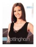 Nottingham canotta donna spalla larga con pizzo art VL3311