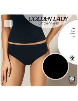 Slip fianco alto Golden Lady