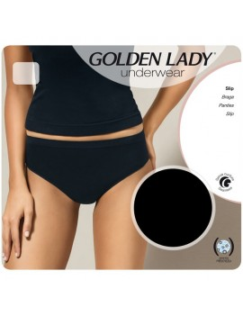 GOLDEN LADY Slip fianco alto  art. 013