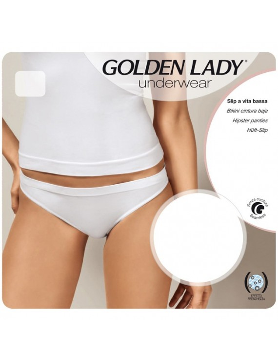Slip vita bassa Golden Lady