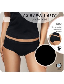 GOLDEN LADY Coulotte sgambata vitabassa art 025