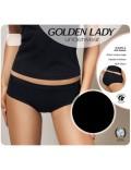 Culotte vita bassa sgambata Golden Lady