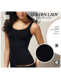 GOLDEN LADY Canotta spalla larga art 006